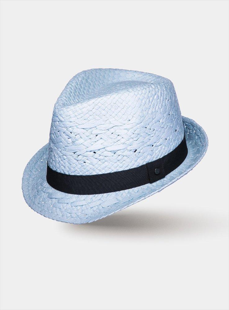 Голубая шляпа CASA, Голубой