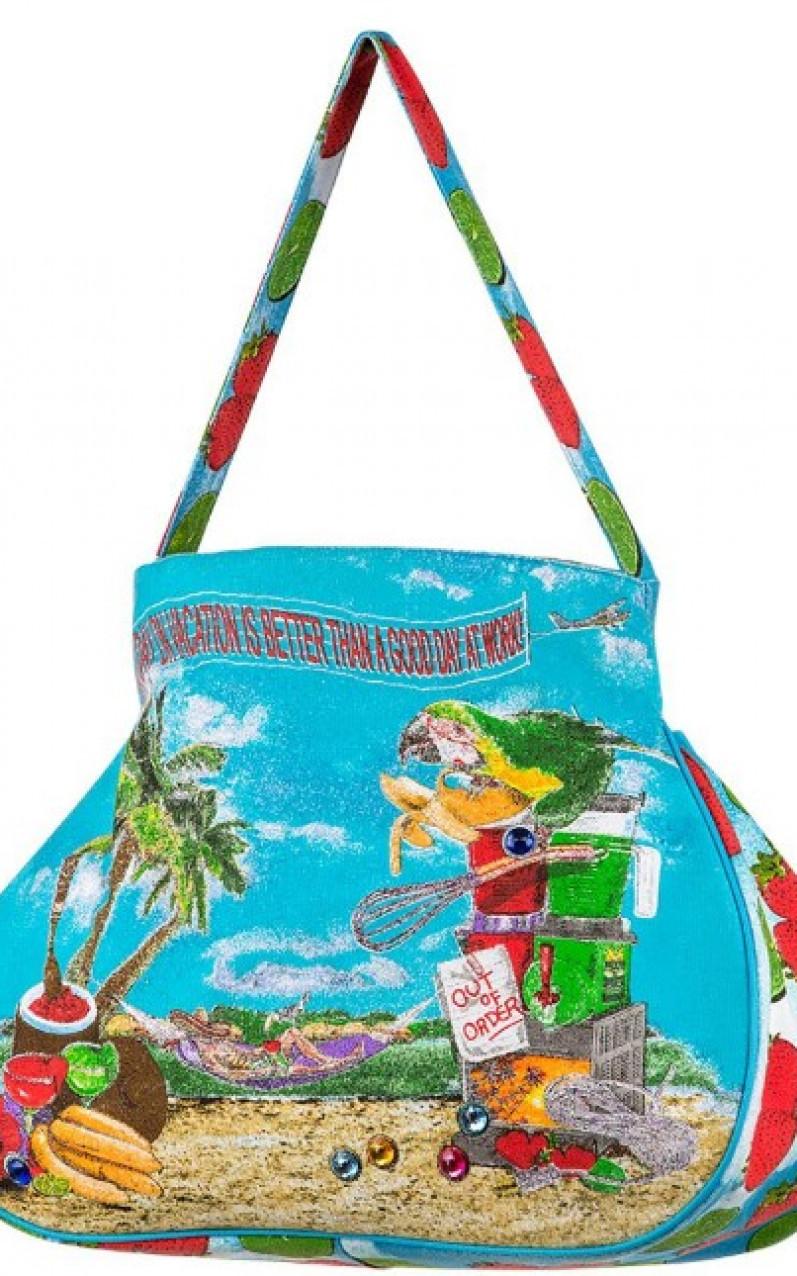 Купить со скидкой Пляжная сумка WAB 0103