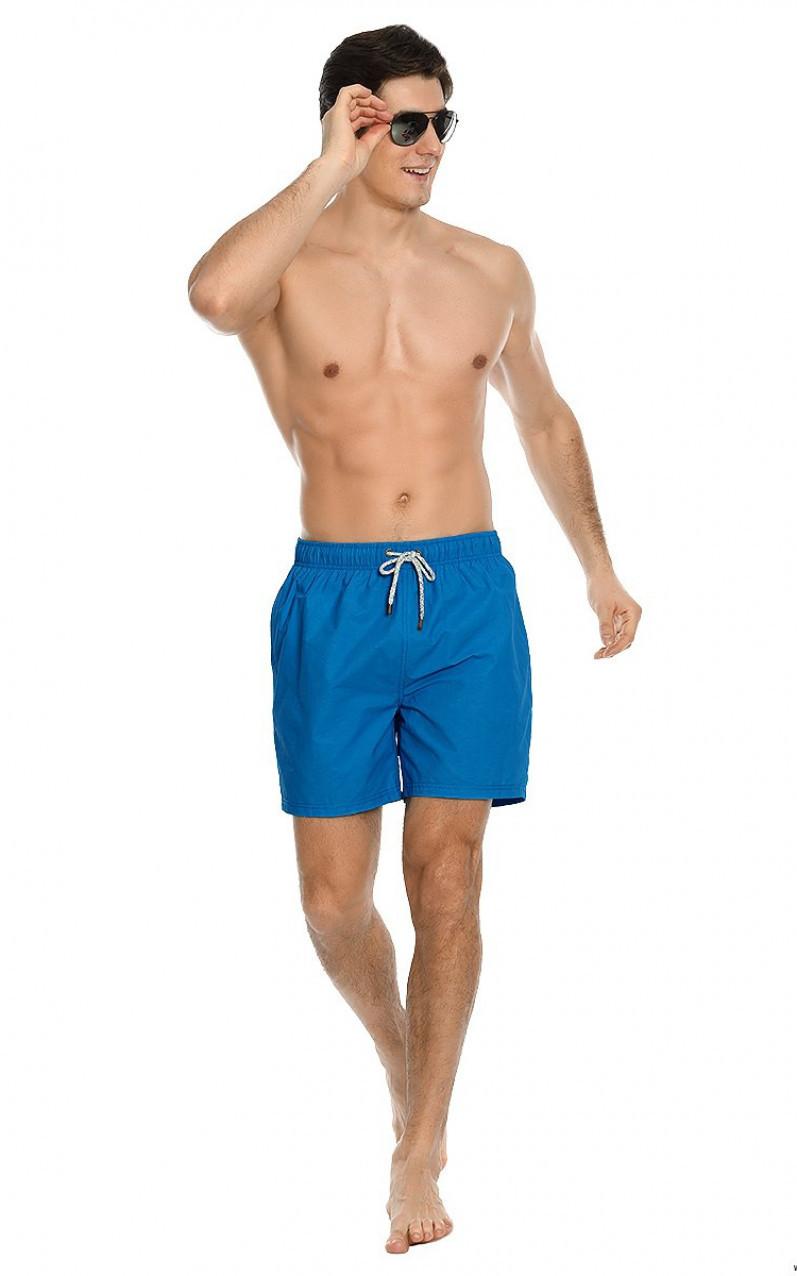 Купить со скидкой Синие мужские шорты MSH 351711