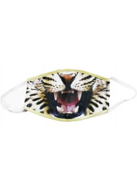 Маска защитная с принтом тигра, 3 шт.