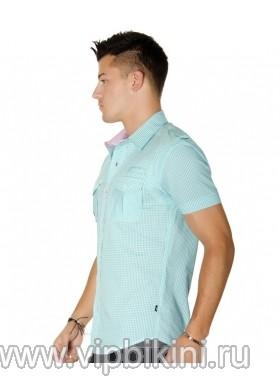 Рубашка голубая 1899