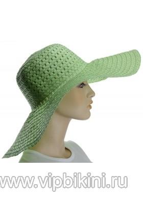 Салатная шляпка с дырочками