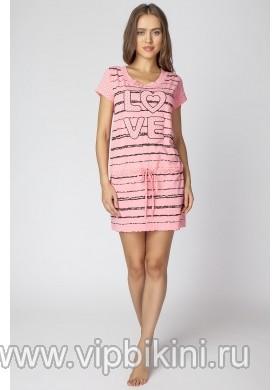 Домашнее платье LDR2082