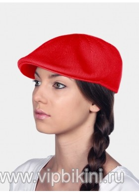 Красная кепка ADOR