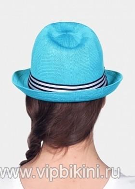 Бирюзовая шляпа CLIVER