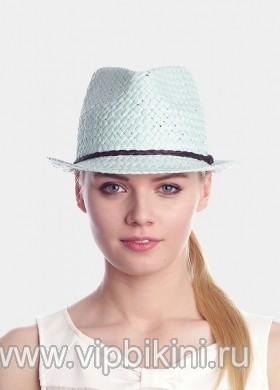 Голубая шляпа TOGO