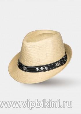 Светло-бежевая шляпа SAM