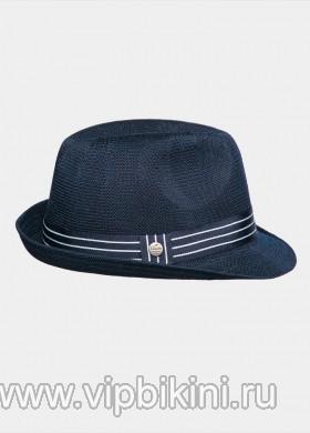 Синяя шляпа CLIVER