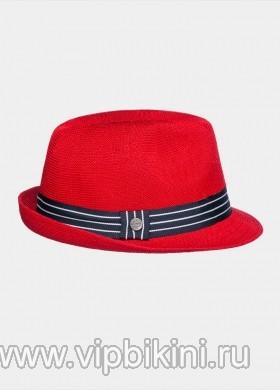 Красная шляпа CLIVER
