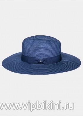 Темно-синяя шляпа ELISE