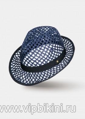 Синяя шляпа DAIMA