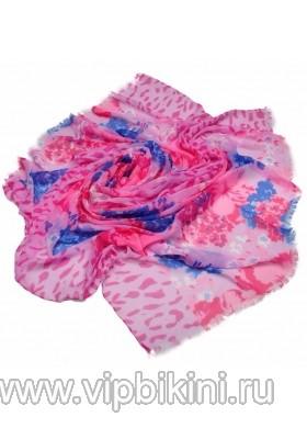 Парео Venera 2800186-2 розово-синее