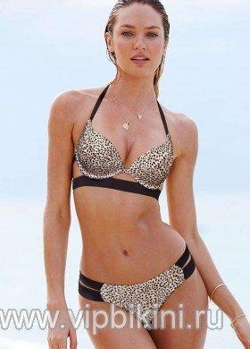 Леопардовый купальник VS-58096