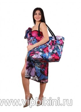 Парео с сумкой 5500156-1