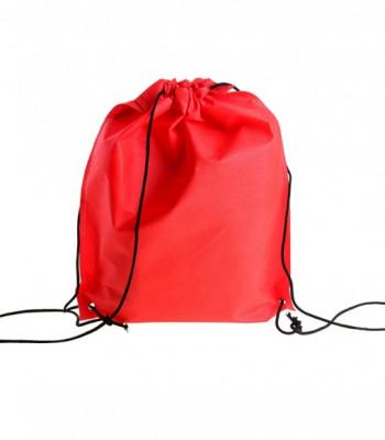 Мешок для обуви красный 169314