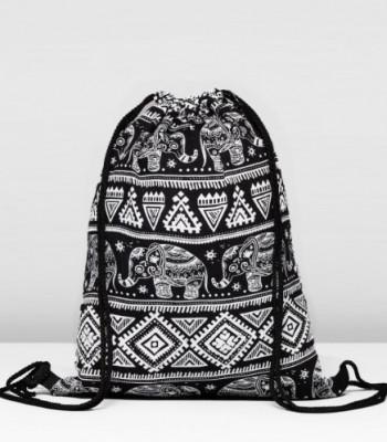 Пляжная сумка для обуви Слоны 1886068