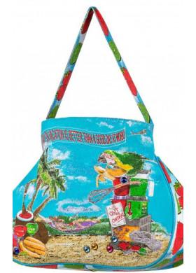 Пляжная сумка WAB 0103