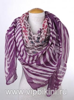 Платок Venera 201 фиолетовый