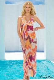 Платье макси LL143D