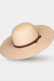 Бежевая шляпа CECILE