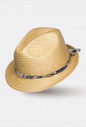 Бежевая шляпа MIMI