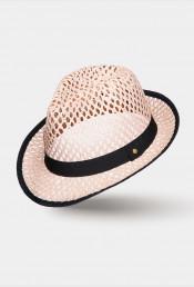 Персиковая шляпа DAIMA