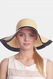 Бежевая шляпа VIVIAN