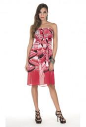 Пляжное платье A590