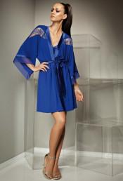 Синий халат 23126