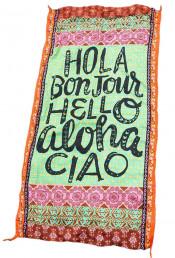 Пляжное полотенце LC42108-22